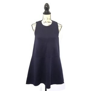 Madewell Small Dress Navy Blue The Anytime